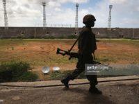 <> on August 15, 2011 in Mogadishu, Somalia.
