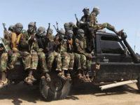 Al-Shabab militants attack base of Ethiopia troops in central Somalia