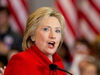 Hilary Clinton oo gaartay tirada looga baahanyahay in Dimuqraadiga ugu magacaabo musharax Madaxweyne