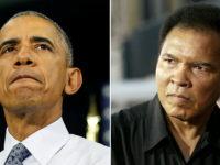 Obama won't attend Muhammad Ali funeral