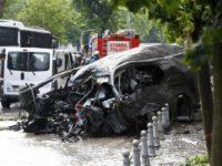 At least 11 killed in Istanbul bomb blast