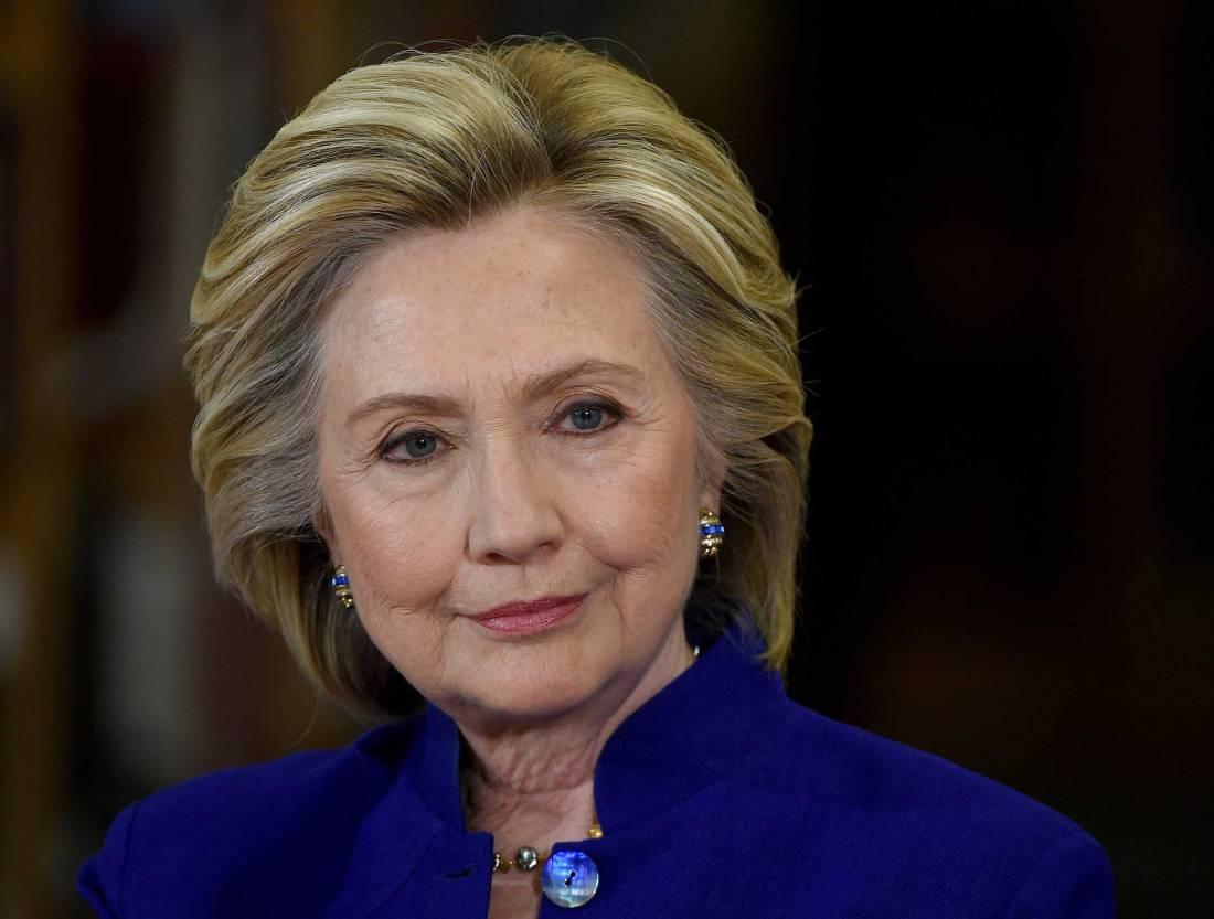 Xoghayihii hore ee arrimaha dibada Mareykanka Hillary Clinton. [Sawirka: Getty Images]