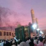 Ugu yaraan afar qof oo ku dhimatay qarax ka dhacay banaanka hore masjidka Nabiga ee Madiina
