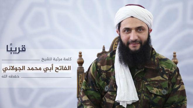 Al-Nusra leader