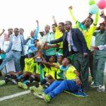 Puntland wins Somali regional states tournament