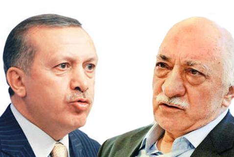 Erdohan accuses