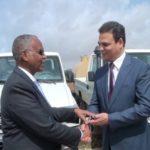 Egypt donates military hardware to Somalia