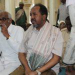 Somali President performs Eid al-Fitr prayer at Isbahaysiga mosque