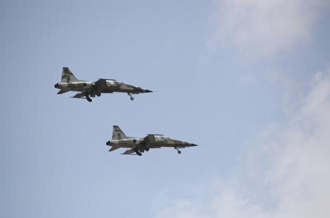 Kenyan jets