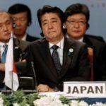 RW Japan Shinzo Abe oo Afrika u balanqaaday $30 bilyan afarta sanno oo soo socda