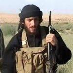 Afhayeenkii ururka ISIS Abu Maxamed Al-cadnaani oo lagu dilay gudaha dalka Suuriya