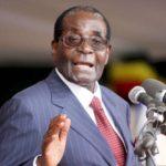 Gugii Carabta kama dhici karo gudaha Zimbabwe, Mugabe oo u digay dadka banaanbaxa samaynaya