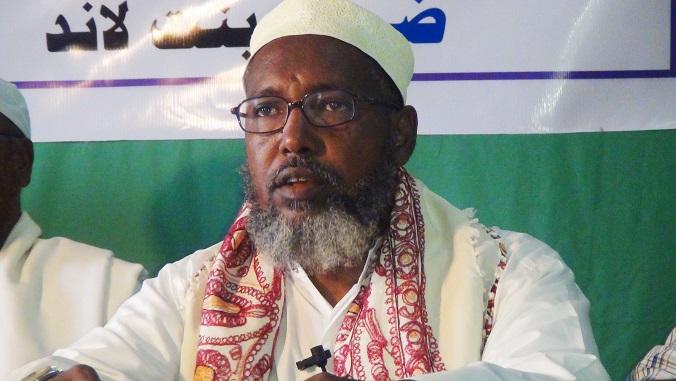 Shiikh Maxamuud Xaaji Yuusuf