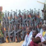 Al-Shabaab oo sheegtay in ciidamo katirsan DFS ay isku-soo dhiibeen