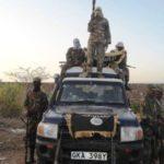 Al-Shabaab oo soo bandhigtay gaari ay ka qabsadeen Kenya