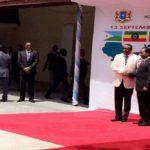 RW Itoobiya Hailemariam Desalegn oo gaaray Muqdisho si uu uga qaybgalo shir madaxeedka IGAD