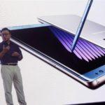 Shirkada Samsung oo hakisay iibka Galaxy Note 7 kadib dhibaato dhanka batariga ah