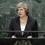 RW Britain Theresa May oo sheegtay in dalkeeda uu Soomaaliya u dirayo ciidamo badan si ay ula dagaalamaan Al-Shabaab