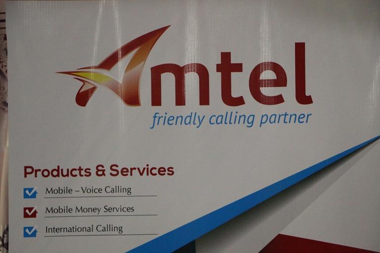 Amtel ayaa bixin doonta qaybaha isgaarisiinta sida GSM-ka, Internet-ka iyo adeegyada lacag dhigashada moobilka ee (mobile money services). [Sawirka: Facebook]