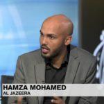 Al Jazeera journalist Hamza Mohamed arrests in Mogadishu