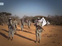 Maleeshiyada ISIS oo ku sugan meel kutaala gudaha Puntland. [Sawirka: Archive]