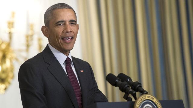 Madaxweynaha Maraykanka Barack Obama. [Sawirka: AP]