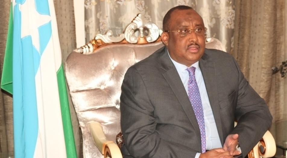 Puntland President, Abdiweli Mohamed Ali. [Photo: Puntlamd Mirror]