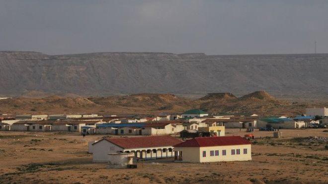Qandala coastal town is lies around 75km east of Bosaso. [Photo: Archive]