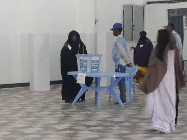 Doorashada xildhibaanada aqalka hoose ee Somaliland kasoo jeeda oo Muqdisho dib uga bilaabmatay. [Sawirka: Twitter]