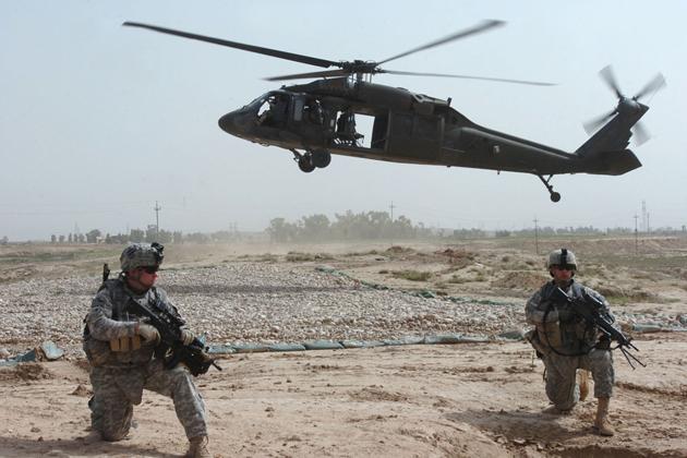 Commandoska Mareykanka oo 14 maleeshiyo ururka Al-Qaacida katirsan ku dilay weerar ay ka geysteen gudaha dalka Yeman. [Sawirka: Archive]