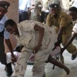 Ugu yaraan afar askari oo ku dhaawacmay weerar dablay Al-Shabaab katirsan ay ku qaadeen bar-kantarool kuyaala gudaha Boosaaso