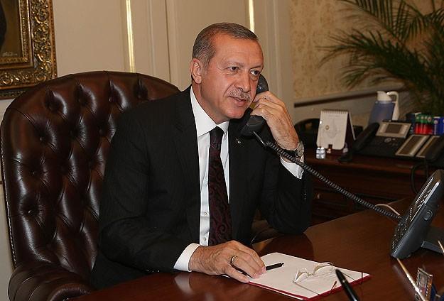 Erdogan oo u hambalyeeyay madaxweynaha cusub ee Soomaaliya. [Sawirka: Archive]