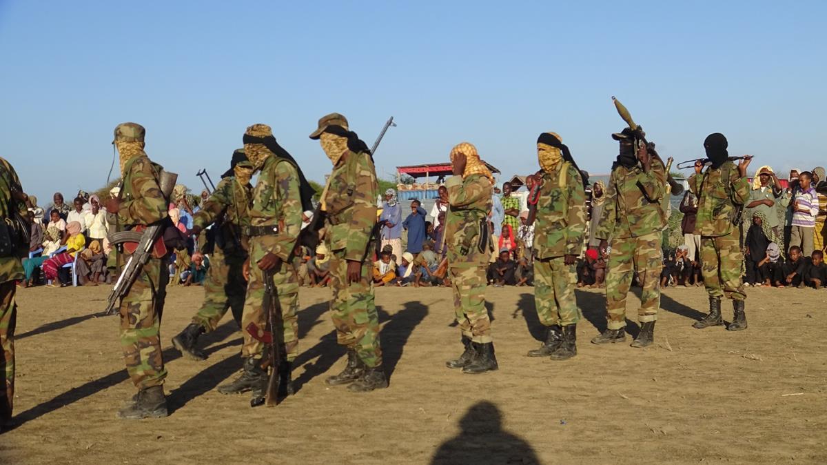Al-Shabaab oo dishay afar nin oo ay ku eedaysay basaasnimo. [Sawirka: Archive]
