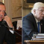 Erdogan iyo Trump oo khadka taleefoonka ku wadahadli doona