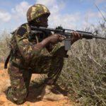 Kenya says its forces kill 57 Islamist insurgents in Somalia