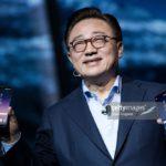 Samsung oo daaha ka qaaday taleefoonkeeda cusub ee Galaxy S8