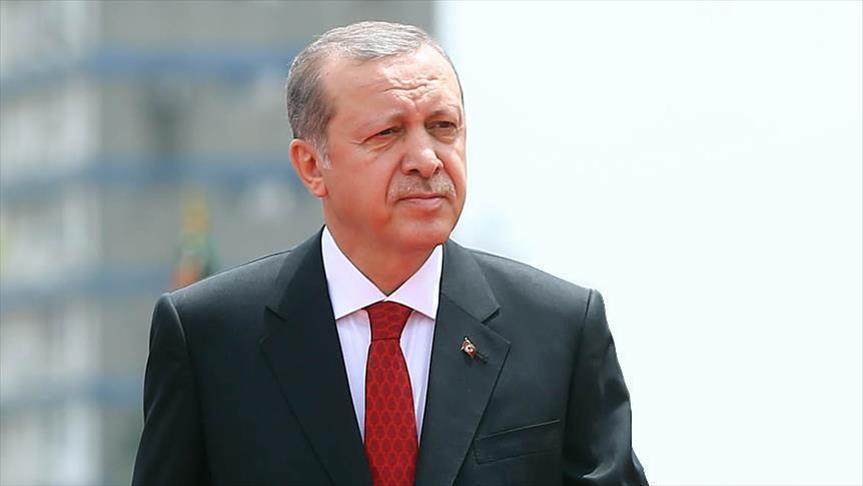 Madaxweyne Erdogan oo sheegay in Daacish iyo ururada kale ee argagixisada ah ay dhibaato u keeneen dadka Muslimiinta ah. [Sawirka: Archive]