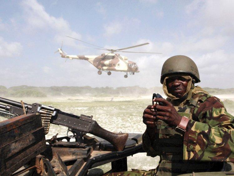 Ciidamada Kenya oo sheegay in ay 31 dagaalyahan oo Al-Shabaab katirsan ku dileen gobolka Gedo. [Sawirka: Archive]