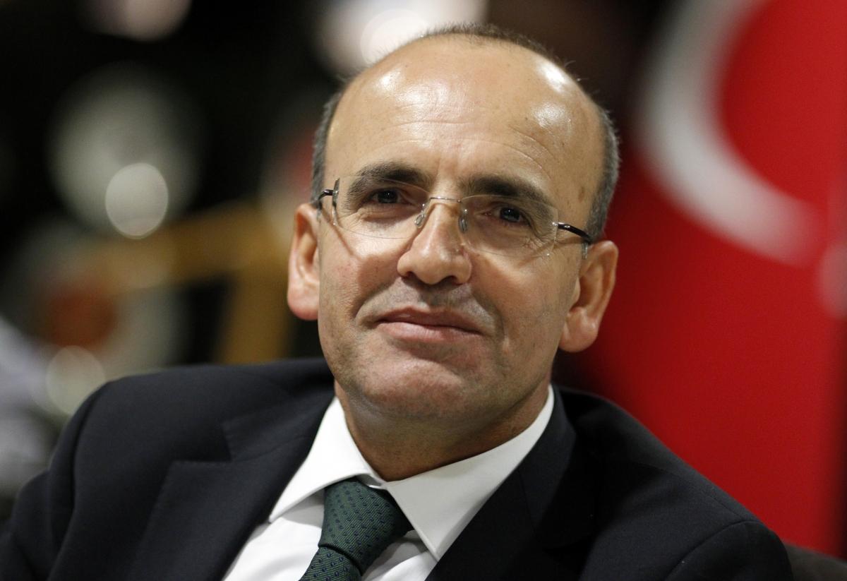 Raysulwasaare ku xigeenka Turkiga, Mehmet Simsek . [Sawirka: Archive]