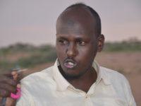 Humanitarian journalist Abdimalik Muse Oldon  [Photo: Archive]
