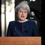 RW Britain Theresa May oo sheegtay in doorasho guud oo deg deg ah la qabto 8-da June