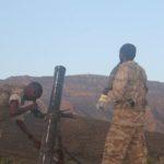 Ciidamada Puntland iyo maleeshiyada Al-Shabaab oo madaafiic isku weydaarsaday buuraha Galgala