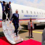 Raysulwasaaraha Soomaaliya oo tagay Ethiopia si uu uga qeybgalo shirka Urur Goboleedka IGAD