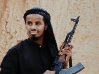 former leader Ahmed Abdi Godane also called (Abu Subeyr.  [Photo: Twitter/Harun Maruf]