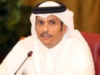 Wasiirka Arrimaha Dibada Qatar Sheikh Mohammed bin Abdulrahman al-Thani. [Sawirka: Archive]