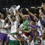 Real Madrid oo ku guuleysatay horyaalka naadiyaasha Yurub