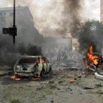 At least five killed in car bomb blast in Mogadishu