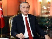 Madaxweynaha Turkiga Madaxweyne Recep Tayyip Erdogan. [Xigashada Sawirka: Anadolu]