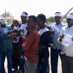 Puntland journalists rally to demand release of journalist