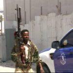 Suicide bomber kill police officer in Mogadishu